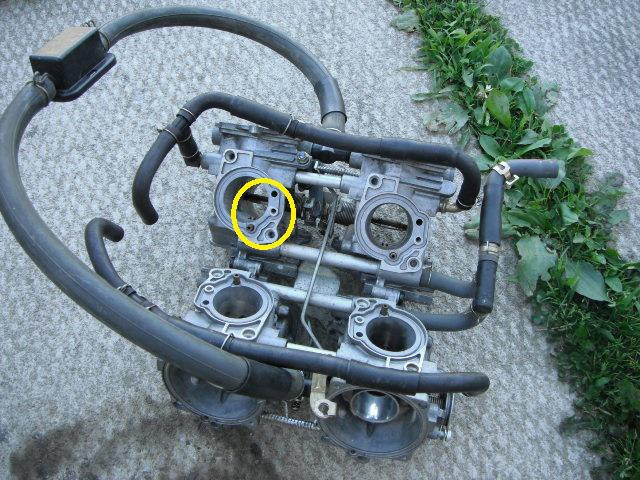 Carb Removal and Rebuild ( ST1100 ) *