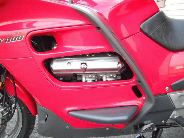 Carburetor Draining Procedure ( ST1100 ) *
