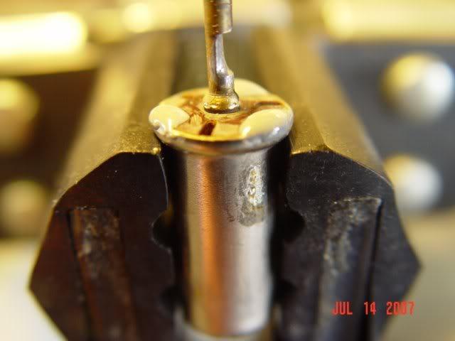 Low Fuel Light level adjustment & sensor repair ( ST1100 ) *